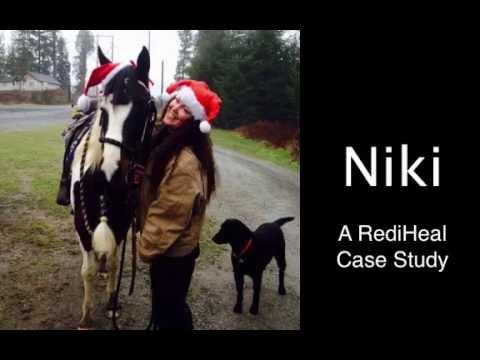 Niki's RediHeal Case Study