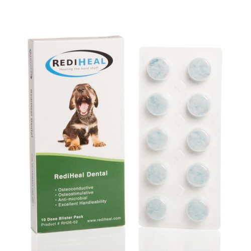 RediHeal Dental Care - 10 pod blister pack