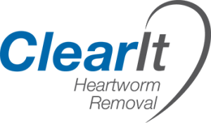 ClearIt Heartworm removal device logo