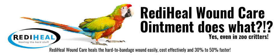 RediHeal Wound Care Ointment does what_!_